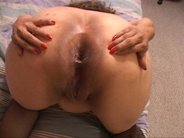 Fat ass mexican anal
